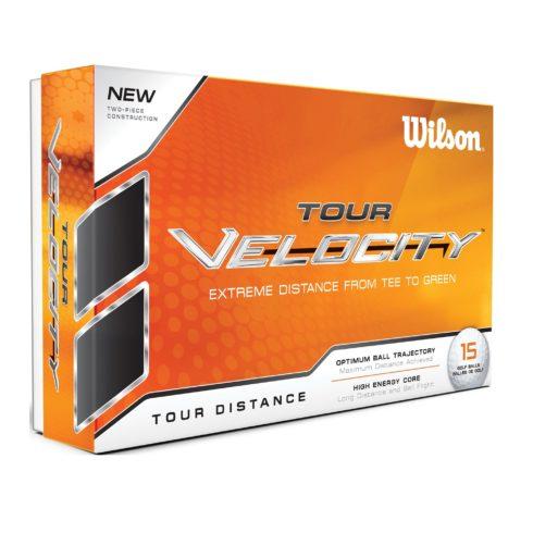 Wilson Tour Velocity Distance golfbolde