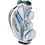 titleist_stadry_cart_golfbag_graa_hvid_blaa