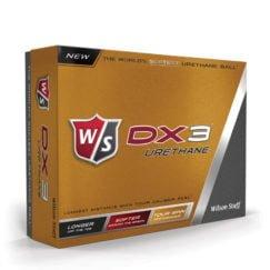 Wilson Staff Dx3 Urethane golfbolde
