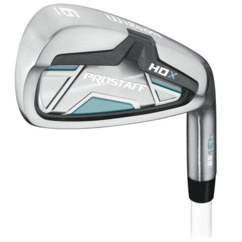 Wilson Prostaff HDX Dame Golfsæt med grafitskafter