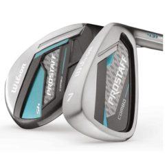 Wilson Prostaff HDX Combo Dame Golfsæt med grafitskafter