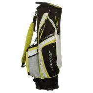 dunlop_lite_cart_golfbag_sort_gul