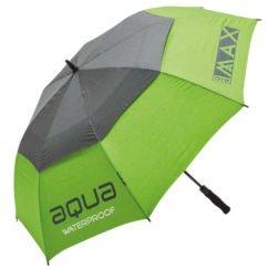 Big Max Aqua paraply i grøn