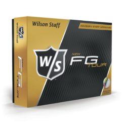 Wilson Staff FG Tour Urethane golfbolde