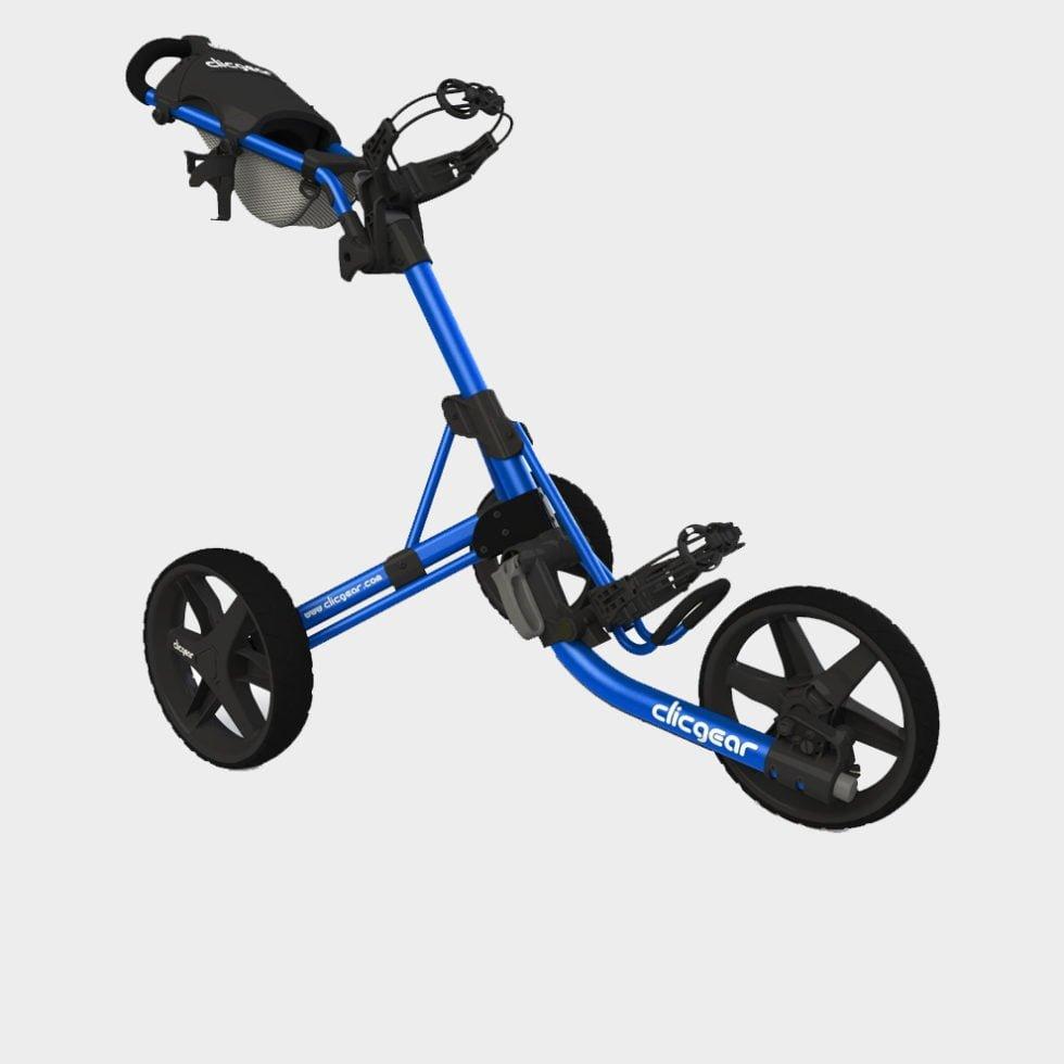 Golfvogne - 3 hjul