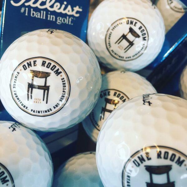 golfbolde med logo 12