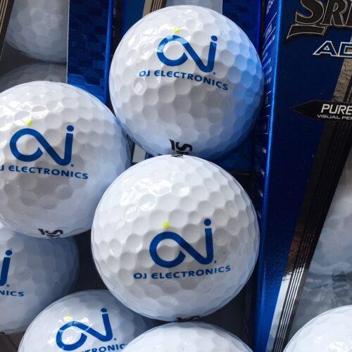 golfbolde med logo 16