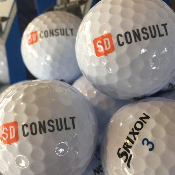 golfbolde med logo 7